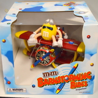 Barnstorming Rides M&M Dispenser Collectible - New in Box