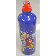 Disney Mickey Mouse Aluminum Water Bottle - Limited Edition 25th Anniversary.
