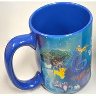 "Walt Disney World - ""Where Magic Lives Mug"" 3D Mickey the Sorcerer - 16 oz."