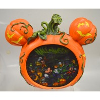 Disney Mickey Mouse and Friends Light-Up Pumpkin.