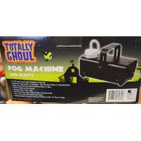 Totally Ghoul Fog Machine 400 Watts - for indoor use only.