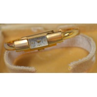 Vintage Pallas 17 Rubis, Swiss made bracelet watch, stainless steel back #3000.