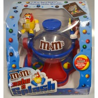 "m&m's Limited Edition ""make a Splash"" Candy Dispenser. New in box."