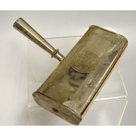 """Vintage Antique """"Silent Butler"""" by Wilmort. Table Crumb Catcher Sweeper."""