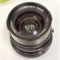 Hasselblad Carl Zeiss Distagon 3.5/60mm CF Ser#6567071.