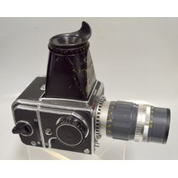 Hasselblad 1000F Camera with back+Kaligar 1:4 f=150mm Lens