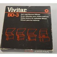 Vivitar BD+3 Soft Light/Bounce Diffuser #238245