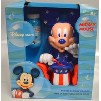 Disney's Mickey Mouse Bubble Blowin' Friends- Dressed Patrioticly.  New