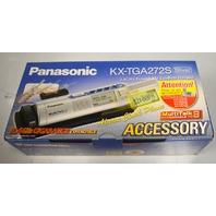 Panasonic KX-TGA272S 2.4 GHz Expandable Cordless Handset.