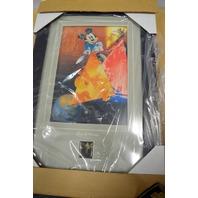 Walt Disney 100th Year Framed Pin Set Limited Edition Pin 1681