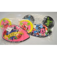 Mickey Mouse Ear Hats (2) Oh Mickey and Rose Tattoo - New
