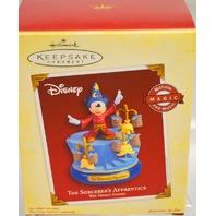 2005 Hallmark The Sorcerer's Apprentice - Walt Disney's Fantasia - music