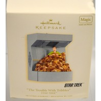 """Hallmark 2008 Star Trek """"The trouble with Tribbles"""" - Sound and Motion"""