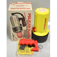 Vintage Pelican Dual Six Laser Spot #4600 LS - Demo