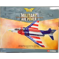 Corgi: McDonnell F-4J Phantom, VX-4 SQN. US Navy Bicentennial Special 1976 -1:72