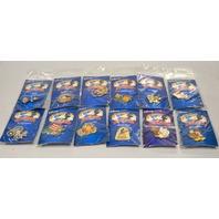 Disney 12 Months of Magic - 12 Pins.