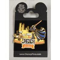Disney JEDI Training Academy Star Wars - Darth Vader and Mickey Mouse Pin.