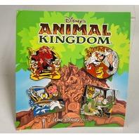 Disney Animal Kingdom Collector Pin Set - 4 pins.