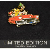 """Disney  """"Spring Break Fab 5""""  LE-250 Collectible Pin"""