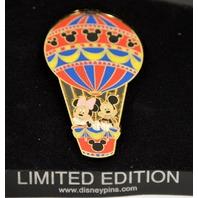 Disney MM & MN #98061 Hot Air Balloon LE