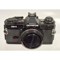 Olympus OM-4 35mm  SLR camera body only