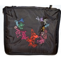 Disney Catalog Classic Character Pin Storage Bag Fantasia with Pin.