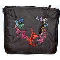 Disney Catalog Classic Character Pin Storage Bag Fantasia with Pin.