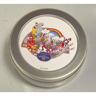 2006 Torino NBC Olympic Jumbo Pin Limited Edition 0250 / 1000 by Fazzino