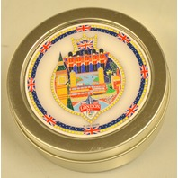 NBC 2012 London Olympic Pin - New in Tin - Limited Edition