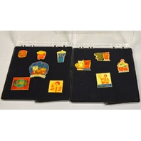 Sydney 2000 Olympic Pin Sets 2-sets - 1 has 4 pins and 1 has 6 pins.