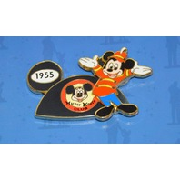Disney Collectible Pin - 1955 Mickey the Band Leader.  Original