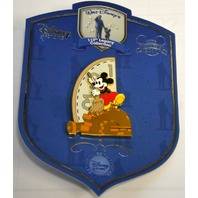 Disney 110th legacy Collection Clock Cleaner Mickey Mouse