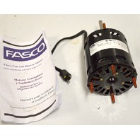 Fasco D1126, Refrigeration Fan Motor 71635755. 208-230v, 1.1A, 1/15HP.