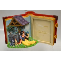 "Disney Picture Frame with Snow White -  for 2 1/2"" x 3 1/4"" picture."