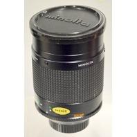 Minolta RF ROKKOR-X 500mm 1:8 Lens