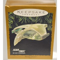 "Hallmark Keepsake Ornament ""Star Trek"" Warbird."