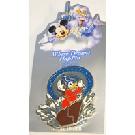 Disney Where Dreams HapPin Sorcerer Donald Duck LE750