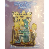 Disney Where Dreams HapPin - Goofy Haunted Masion LE #55074