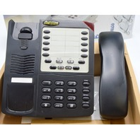 Cortelco 220500-VBA-27S Black - 2 Line Speaker Phone. Black.