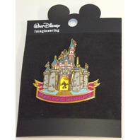 Walt Disney Imagineering - Hong Kong Disneyland 50th Anniversary Castle