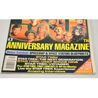 Star Trek 30th Anniversary Magazine 1966 to 1996.