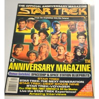 Star Trek 30th Anniversary Magazine 1966 to 1996.