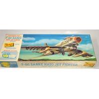 The Lindbert Line - F-86 Sabre Nato Jet Fighter w/Motorized Jet Sound.