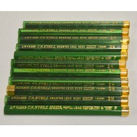 Vintage Venus Drawing Pencils - 4 Boxes of 12 pcs-2H, 3H and 4H. #3800