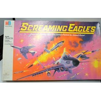 Screaming Eagles 1987 Game by Milton Bradley - Board Game