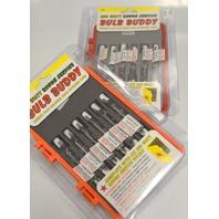 Bulb Buddy #L21 250 Watt Rough Service Hinged Face Halogen  6 pcs set - 2 sets