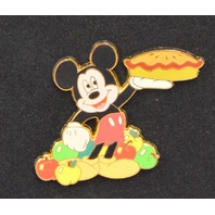 Disney - Mickey Mouse Fall Harvest Apple PIe Pie #98754 LE 250
