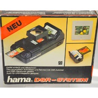 HAMA DSR System - Automatic Slide Cutting & Glassless Mounting.