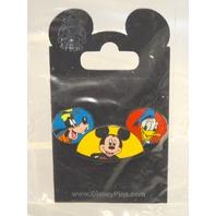 Mickey - Donald - Goofy Ear Hat Pin 47730
