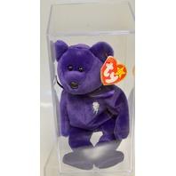 "TY Beanie Baby ""Princess"" Diana  Royal Teddy Bear -  Retired."